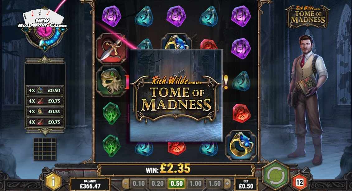 tome of madness