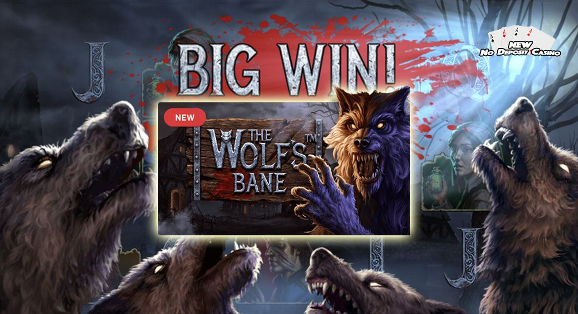 the wolfs bane slot free spins