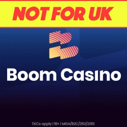 boom not for uk